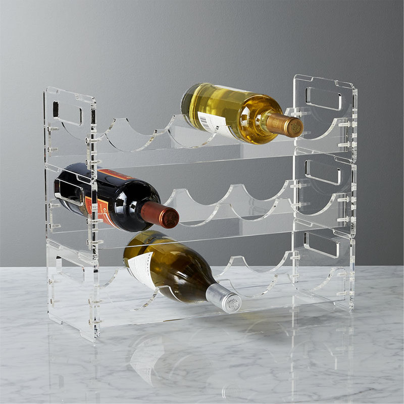 Kitchen Acrylic Decor Wine Rack 160117 1138 03 800×800